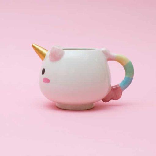 Mug licorne elodie profil