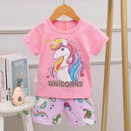 Pyjama Licorne pour adulte & enfant【Livraison offerte】